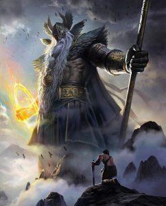 Odin/Woden - Wednesday