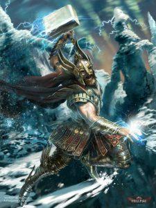 Thor - Thursday