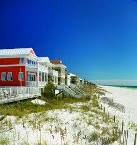 casa de praia em inglês
