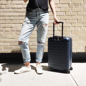 carry on luggage bagagem de mão