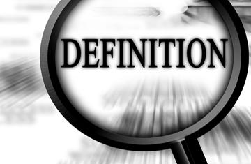 definições de palavras em inglês