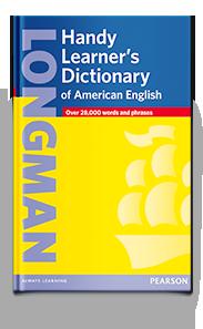 dicionário em inglês Longman