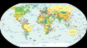 nacionalidades em inglês