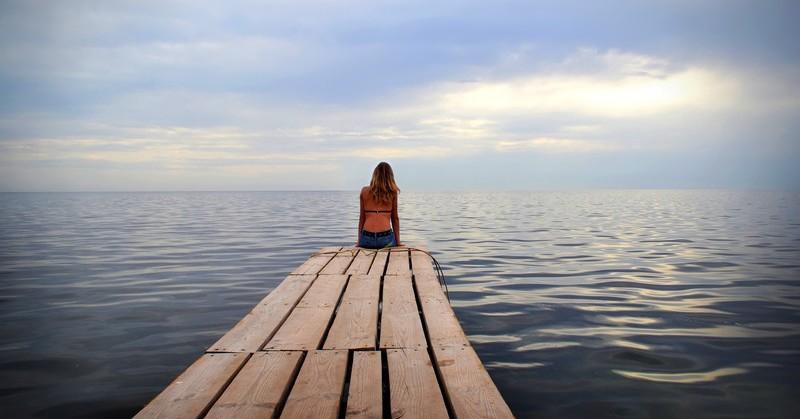 pronomes reflexivos sobre estar sozinho em inglês