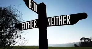 Either e Neither - significado e como usar